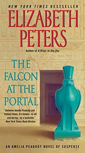 The Falcon at the Portal: An Amelia Peabody Novel of Suspense (Amelia Peabody Series) by Elizabeth Peters (2010-02-23)