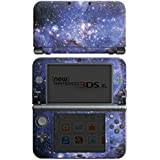Nintendo New 3DS XL Case Skin Sticker aus Vinyl-Folie Aufkleber Galaxy Muster Space