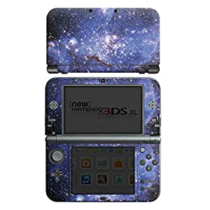 DeinDesign Skin kompatibel mit Nintendo New 3DS XL Folie Sticker Weltall Galaxie Weltraum