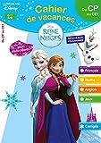 Cahier de vacances la Reine des Neiges du CP au CE1 - Cahier de vacances...