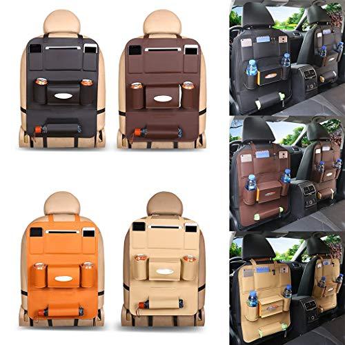 Organizer Multi Tasche per Sedile Posteriore Auto