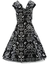 H r & london wALL pRINT taille robe robe 6847