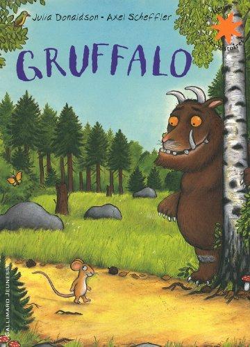 Gruffalo [ FRENCH Language ] par Julia Donaldson