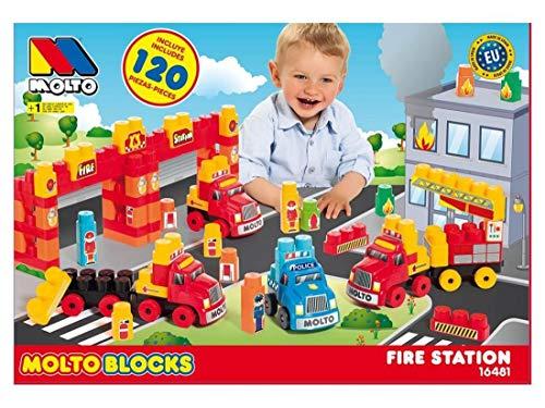 MOLTO Blocks - Set Camiones