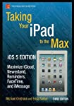 Taking Your iPad to the Max, iOS 5 Edition is written so that anyone can quickly get up to speed on Apple's latest hit. As bloggers at The Unofficial Apple Weblog (TUAW.com), the authors have the happy privilege of working with Apple products every d...