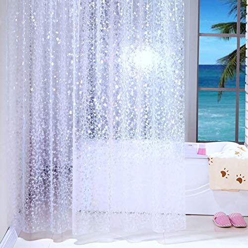 GreeSuit Tela cortina ducha línea baño poliéster