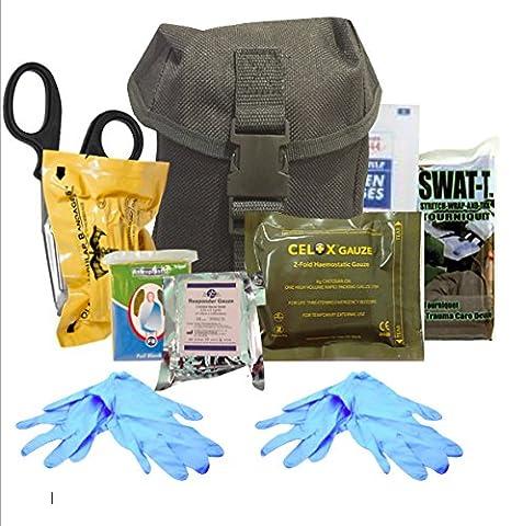 Terrorist Response- Trauma Kit SWAT-T