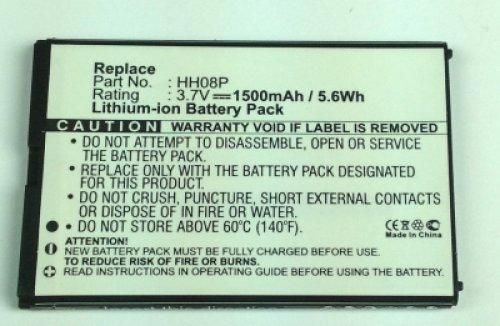 Lion Pda (Acer Akku für PDA beTouch E130Lion 1500mAh)