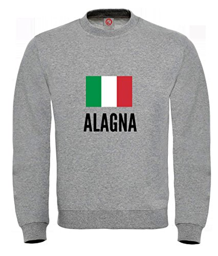 Felpa Alagna city Gray