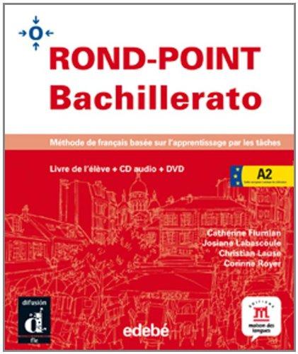 Rondpoint bachillerato 2 livre de l'élève