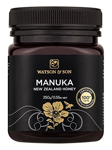 Watson & Son Manuka-Honig MGO 100+, 1er Pack (1 x 250 g)