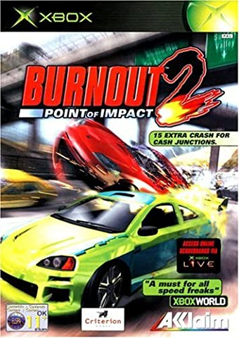 Burnout 2 : Point of