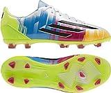 Adidas Schuhe Nockenschuhe F50 Fußball adizero FG Nockenschuhe Kinder Junior Kinder (Messi) runwht/black, Größe Adidas:3.5
