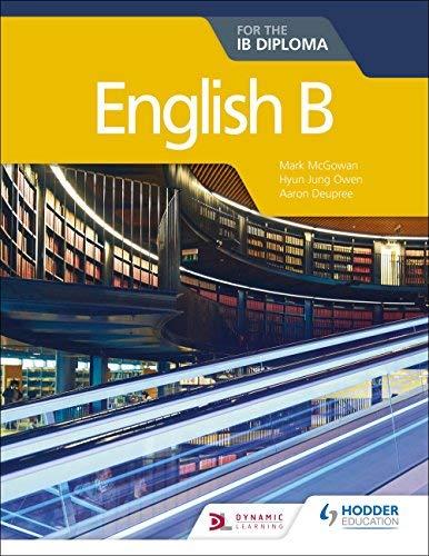 English B for the IB Diploma (English Edition)