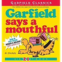 Garfield Says A Mouthful: His 21st Book