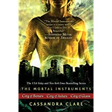 Cassandra Clare: The Mortal Instrument Series (3 books): City of Bones; City of Ashes; City of Glass (The Mortal Instruments) (English Edition)