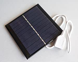 Buy Sunnytecha 1w 5 5v Usb Mini Solar Panel Module Solar System Solar Epoxy Charger Diy Online At Low Prices In India Amazon In