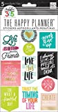 Me and My Big Ideas Create 365 Planner Stickers 5 Sheets/Pkg-Life Quotes,