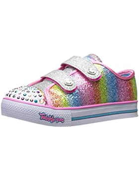 Skechers Step Up-Sparkle Kicks, Zapatillas Para Niñas
