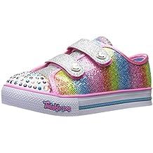 Skechers Step Up-Sparkle Kicks, Zapatillas Para Niñas