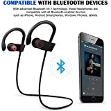QC-10S Wireless Bluetooth Headphones Headset 4.1 Version In-Ear Sport Wireless Earphones With Hands-Free MIC Special Editionfor Xiaomi Mi Note 5 Pro,y2 Smartphone