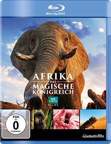 Afrika - Das magische Königreich [Blu-ray]