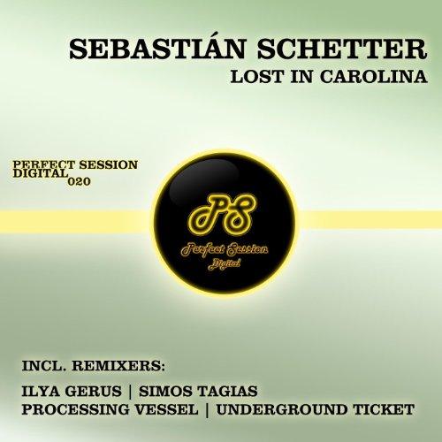 Sebastian Schetter - Lost Angel EP
