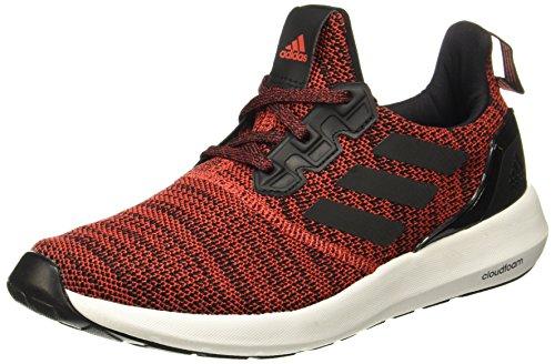 Adidas Men's Zeta 1.0 M, Cblack, Hirere Running Shoes - 9 UK/India (43 1/3 EU)(CI9718)