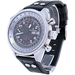 Revue Thommen Gents Watch Aviation Chronograph 15061.6637