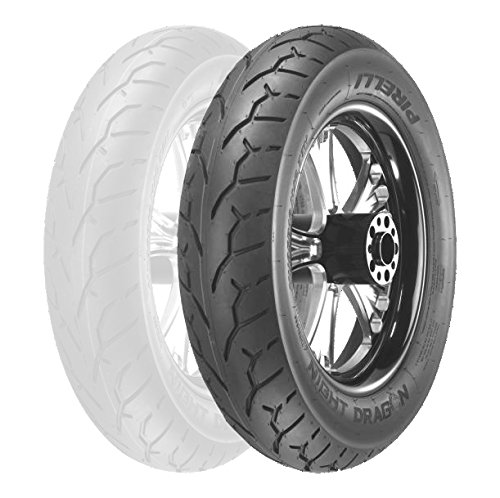 Pneumatici Pirelli NIGHT DRAGON 180/55 ZR 18 M/C (74W) TL Posteriore CUSTOM TOURING    gomme moto e scoot