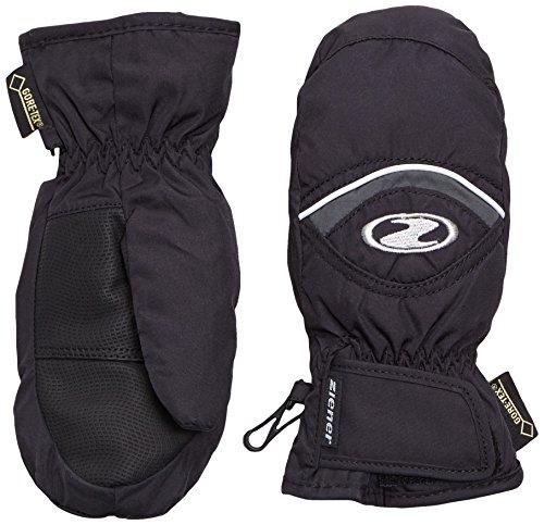 Ziener Jungen Handschuhe Lisbo GTX R Mitten Gloves Junior Kinderhandschuhe, Black, 6.5 -