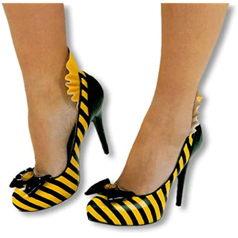 Abejas zapatos con arco