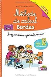 Méthode de calcul BORDAS - Dès 5 ans