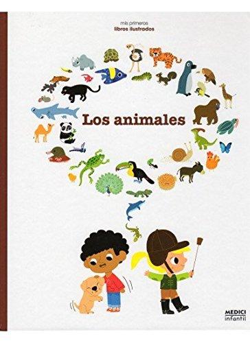 LOS ANIMALES (MEDICI INFANTIL) - 9788497991063