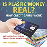 Best Baby Professor Baby Learning Books - Is Plastic Money Real? How Credit Cards Work Review