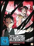 Fullmetal Alchemist: Brotherhood - Volume 8 (Digipack im Schuber mit Hochprägung und Glanzfolie) (2 Disc Set) [Limited Edition]