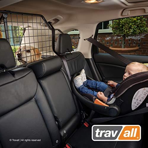 Travall® Guard Hundegitter TDG1141 – Maßgeschneidertes Trenngitter in Original Qualität - 5