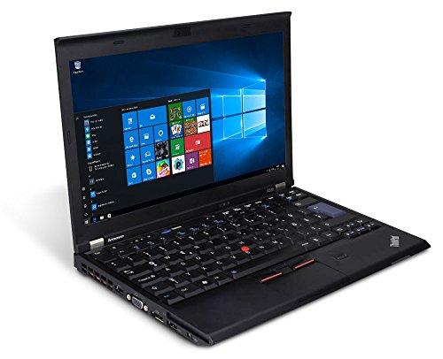 Lenovo ThinkPad X220 12,5 Zoll Laptop Notebook - Intel Core i5 2x 2,5 GHz 4 GB DDR3 320 GB HDD - Windows 10 Home 64Bit