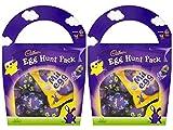 Cadbury Easter egg Hunt 2 Pack Set Chocolate eggs & Mini...