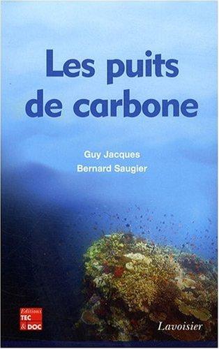 Les puits de carbone par Guy Jacques
