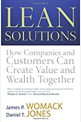 Lean Solutions: How Companies and Customers Can Create Value and Wealth Together Paperback