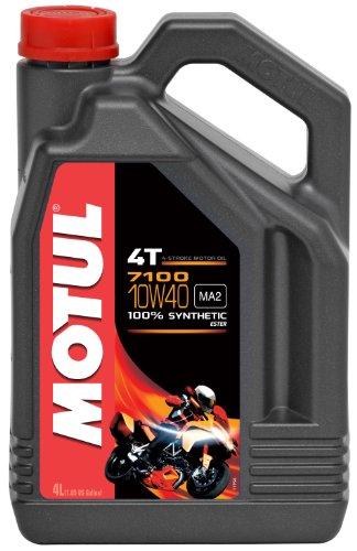 Motul 104092 7100 4T 10W-40, 4 L