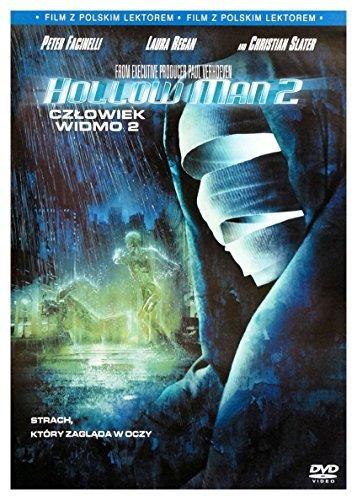 Hollow Man II [Region 2] (English audio. English subtitles) by Christian Slater