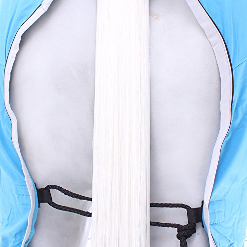Horseware Rambo Dry Rug Supreme – Blue/Black/White, Groesse:M - 7