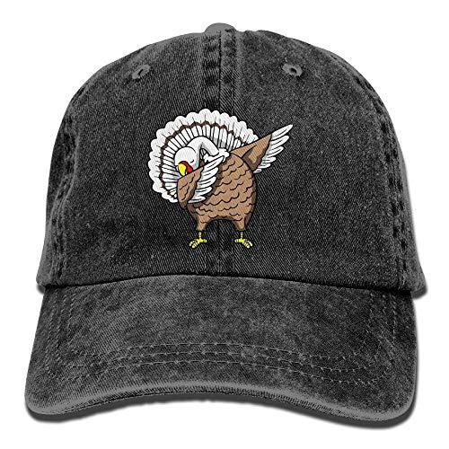 Thanksgiving Day Unisex Washed Twill Cotton Baseball Cap Vintage Adjustable Dad Hat ()