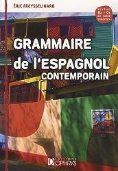 Grammaire de l'espagnol contemporain