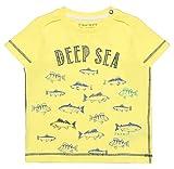 ESPRIT KIDS Baby-Jungen T-Shirt RL1012202, Gelb (Straw 712), 80