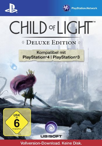 Child of Light (Deluxe Edition inklusive Download Code)