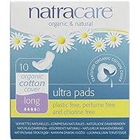 Natracare: Natural Ultra Long Pads With Wings (2 X 10 Ct) preisvergleich bei billige-tabletten.eu