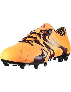 adidas Herren X 15.2 Fg/Ag Leather Fußballschuhe